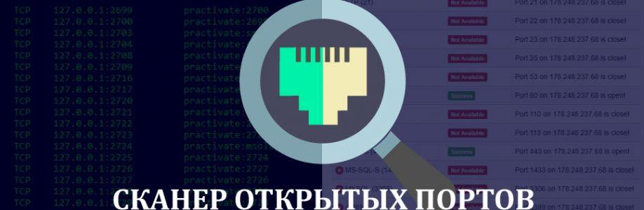 PortScaner.ru Cover Image
